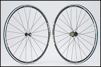 2nd Prize - Bracciano Wheelset